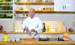Bếp nhà: Cá nục trộn rau răm