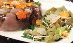 Bếp nhà: Thịt nấu đông
