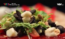 Bếp nhà: Salad tình yêu