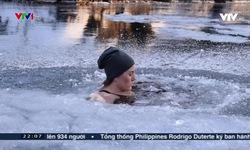 Liệu pháp giảm đau thú vị tại Iceland