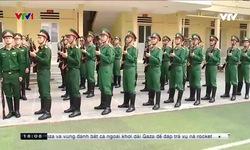 Những người lính danh dự nói không với thuốc lá