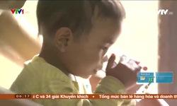 Hút thuốc lá nguy hại cho trẻ nhỏ trong gia đình