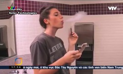 Phạt nặng học sinh hút thuốc lá điện tử