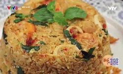 Bếp nhà: Cơm cà ri hải sản