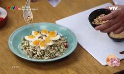 Bếp nhà: Salad gà vị cay