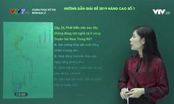 Chinh phục kỳ thi THPTQG 2020: Môn Địa lý - Số 9