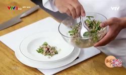 Bếp nhà: Gỏi thịt heo kiểu Thái