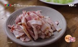Bếp nhà: Súp khoai tây thịt heo xông khói