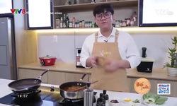 Bếp nhà: Mì đùi gà Hồng Kông