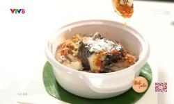 Bếp nhà: Cá lóc hấp sả chanh