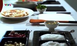 Bếp nhà: Salad ốc móng tay
