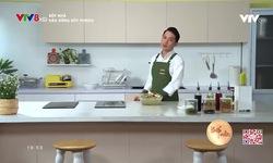 Bếp nhà: Hàu sống sốt ponzu