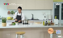 Bếp nhà: Gỏi cuốn sứa muối