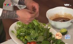 Bếp nhà: Cá hồi sốt miso