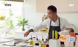 Bếp nhà: Nấm chiên giòn rắc phô mai
