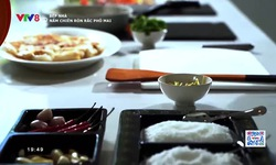 Bếp nhà: Nấm chiên ròn rắc phô mai