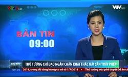 Bản tin 9h VTV8 - 14/12/2017