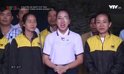 Chuyến xe buýt kỳ thú: Đến với công nhân Quảng Trị