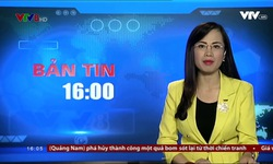 Bản tin 16h VTV8 - 23/11/2017