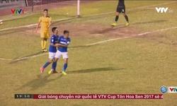 Tổng hợp trận đấu SLNA 1-1 Than Quảng Ninh