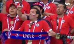 Tổng hợp trận đấu: ĐT Chile 1-1 ĐT Australia