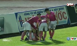 Phút 49: Marcelo nâng tỷ số lên 2-0 cho CLB Sài Gòn