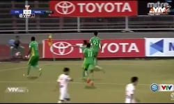 Phút 56: Việt Phong nâng tỷ số lên 3-0 cho XSKT Cần Thơ
