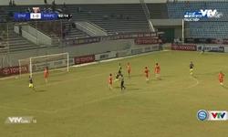 Phút 63: Arnaud Loris gỡ hòa 1-1 cho CLB Hà Nội