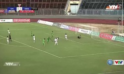 Tổng hợp trận đấu: XSKT Cần Thơ 3-0 HAGL