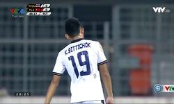 Tổng hợp trận đấu: U22 Thái Lan 1-0 U22 Timor Leste