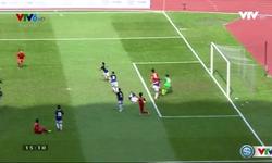 Tổng hợp trận đấu: U22 Việt Nam 4-1 U22 Campuchia
