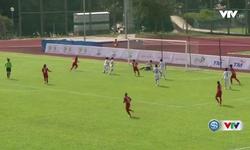 Tổng hợp trận đấu: ĐT nữ Việt Nam 3-1 ĐT nữ Myanmar