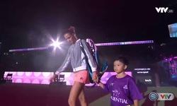 Bảng trắng - WTA Finals: Pliskova 2-0 Venus Williams (6/2, 6/2)