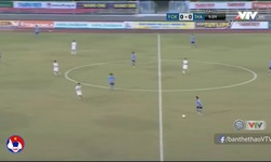 Tổng hợp trận đấu: U21 Yokohama 2-0 U21 Thái Lan
