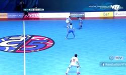 Tổng hợp trận đấu: ĐT futsal Việt Nam 1-3 ĐT futsal Uzbekistan