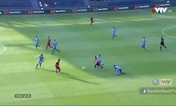 VIDEO Tổng hợp trận U23 Uzbekistan 2-1 U23 Việt Nam