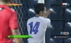 VIDEO Tổng hợp trận U23 Nhật Bản 2-2 U23 Uzbekistan* (Pen 3-4)