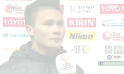Phỏng vấn Quang Hải sau trận U23 Việt Nam gặp U23 Syria