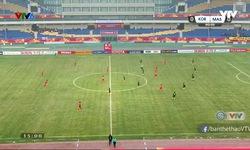 VIDEO Tổng hợp trận U23 Hàn Quốc 2-1 U23 Malaysia