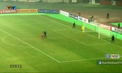 VIDEO Loạt đá luân lưu kịch tính giữa U23 Iraq 3-5 U23 Việt Nam