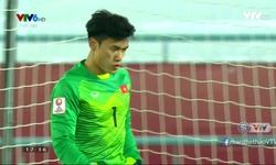 VIDEO Loạt sút luân lưu giữa U23 Qatar và U23 Việt Nam