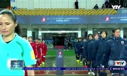 VIDEO: Tổng hợp trận đấu ĐT nữ U19 Việt Nam 0-8 ĐT nữ U19 Nhật Bản