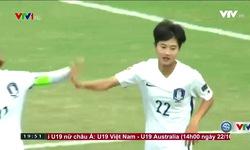 VIDEO: Tổng hợp trận đấu ĐT U19 nữ Việt Nam 0-5 U19 nữ Hàn Quốc