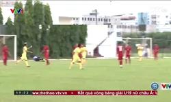 VIDEO: Tổng hợp trận thua 0-4 của ĐT U19 Việt Nam