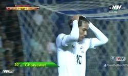 Tổng hợp diễn biến U23 CHDCND Triều Tiên 1-0 U23 Thái Lan