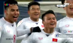 Những khoảnh khắc cảm xúc mà U23 Việt Nam mang lại cho người hâm mộ