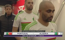 Giao hữu quốc tế: Bồ Đào Nha 3-0 Algeria