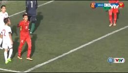 VIDEO Tổng hợp trận đấu U16 Mông Cổ 0-9 U16 Việt Nam