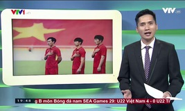 Thể thao 24/7 - 15/8/2017