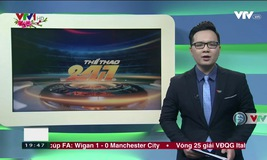 Thể thao 24/7 - 20/02/2018